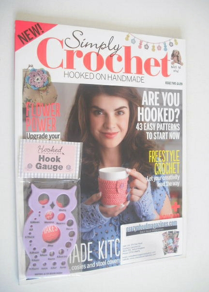 <!--0002-->Simply Crochet magazine - Issue 2