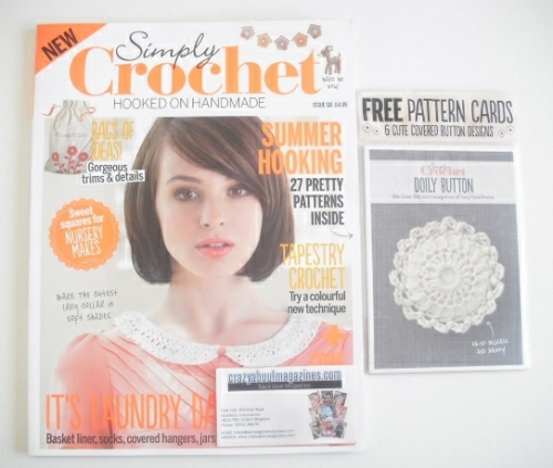 <!--0005-->Simply Crochet magazine - Issue 6