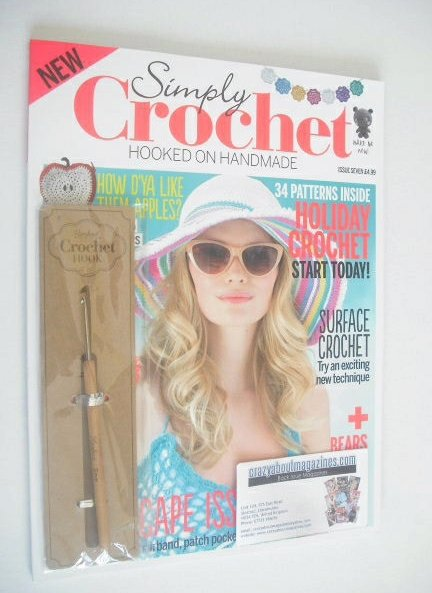 <!--0007-->Simply Crochet magazine - Issue 7