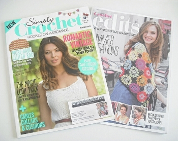 Simply Crochet magazine - Issue 8