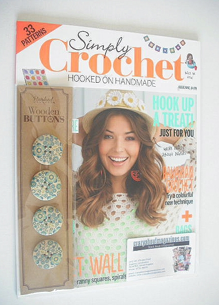 <!--0009-->Simply Crochet magazine - Issue 9