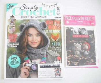 Simply Crochet magazine - Issue 10
