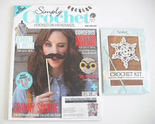 <!--0011-->Simply Crochet magazine - Issue 11