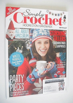Simply Crochet magazine - Issue 12