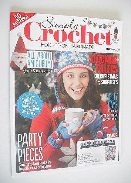 Total Amigurumi Magazine : Simply Crochet magazine - Issue 12