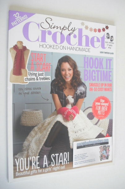 <!--0013-->Simply Crochet magazine - Issue 13