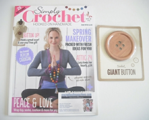 <!--0015-->Simply Crochet magazine - Issue 15