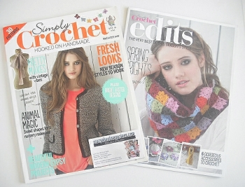 Simply Crochet magazine - Issue 16
