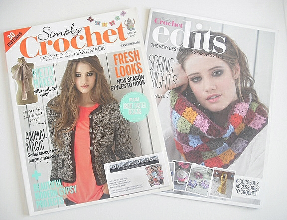 <!--0016-->Simply Crochet magazine - Issue 16