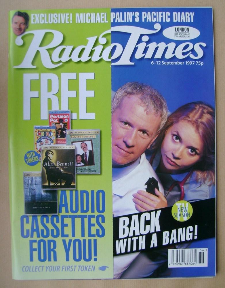 <!--1997-09-06-->Radio Times magazine - Jonathan Kerrigan, Derek Thompson,