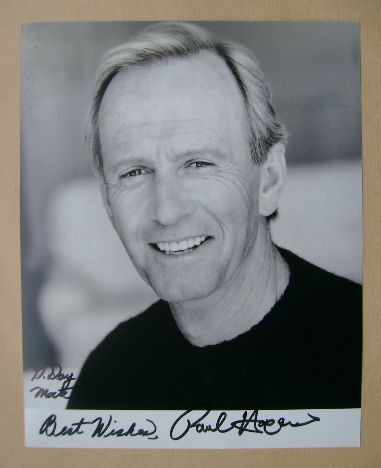 Paul Hogan autograph
