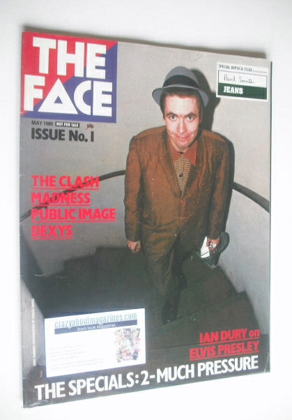 The Face magazine - The Specials cover (Replica Issue 1)