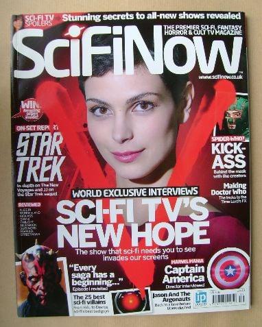<!--0039-->SciFiNow Magazine - Morena Baccarin cover (Issue No 39)