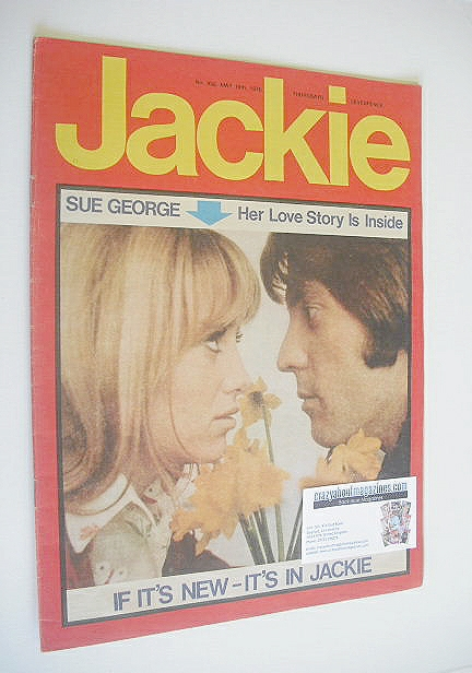 <!--1970-05-16-->Jackie magazine - 16 May 1970 (Issue 332 - Susan George co