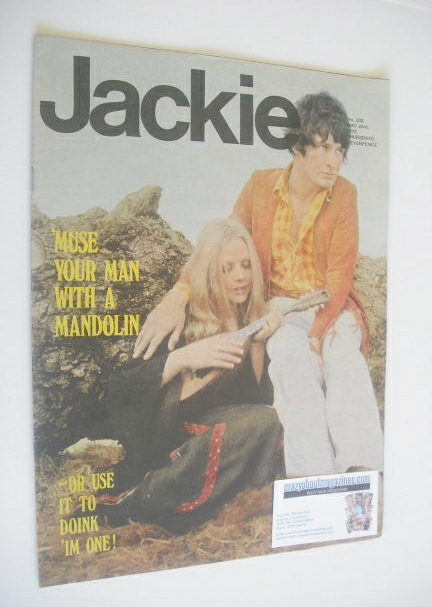 <!--1970-05-23-->Jackie magazine - 23 May 1970 (Issue 333)