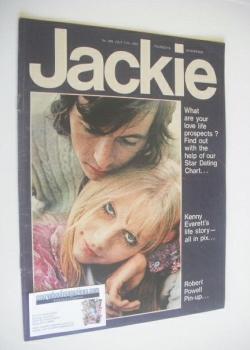 Jackie magazine - 11 July 1970 (Issue 340)