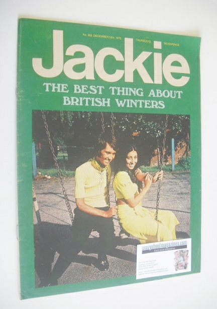 <!--1970-12-12-->Jackie magazine - 12 December 1970 (Issue 362)