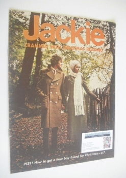 Jackie magazine - 19 December 1970 (Issue 363)