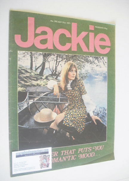 <!--1971-07-31-->Jackie magazine - 31 July 1971 (Issue 395)