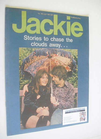 <!--1971-07-10-->Jackie magazine - 10 July 1971 (Issue 392)