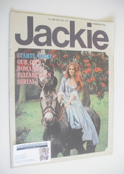<!--1971-06-12-->Jackie magazine - 12 June 1971 (Issue 388)