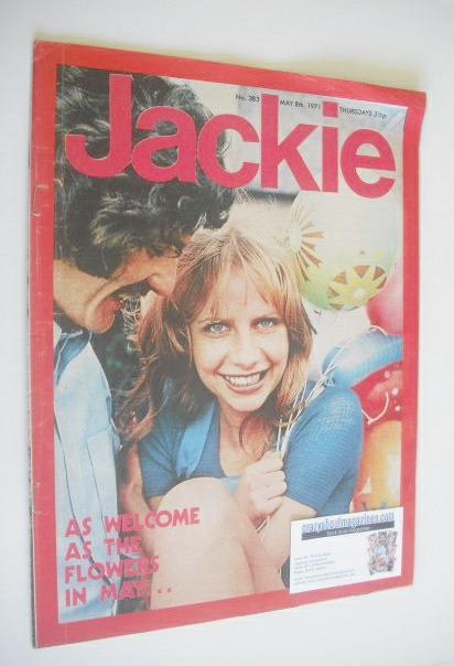 <!--1971-05-08-->Jackie magazine - 8 May 1971 (Issue 383)