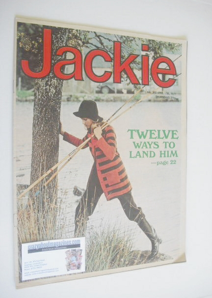 <!--1971-04-17-->Jackie magazine - 17 April 1971 (Issue 380)