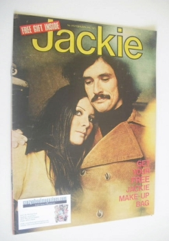 Jackie magazine - 27 February 1971 (Issue 373)
