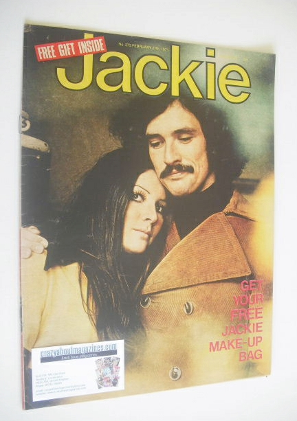 <!--1971-02-27-->Jackie magazine - 27 February 1971 (Issue 373)