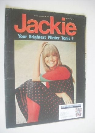 <!--1971-01-09-->Jackie magazine - 9 January 1971 (Issue 366)