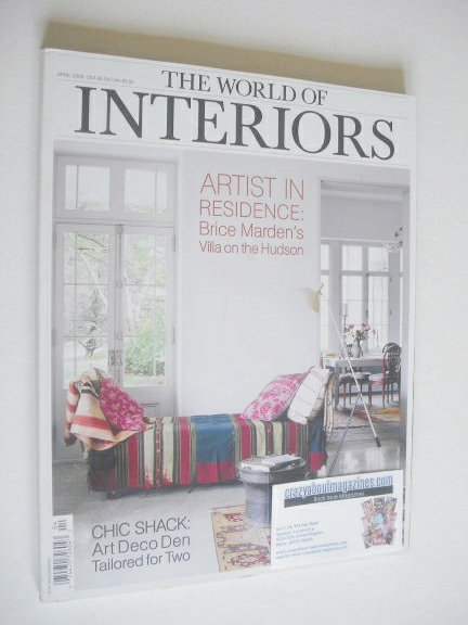 <!--2009-04-->The World Of Interiors magazine (April 2009)