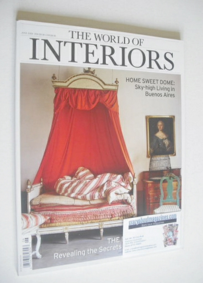 <!--2009-06-->The World Of Interiors magazine (June 2009)