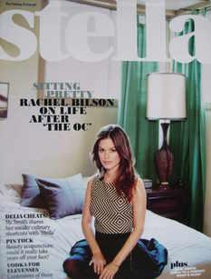 <!--2008-02-17-->Stella magazine - Rachel Bilson cover (17 February 2008)