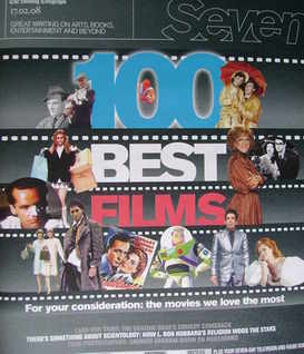 <!--2008-02-17-->Seven magazine - 100 Best Films cover (17 February 2008)