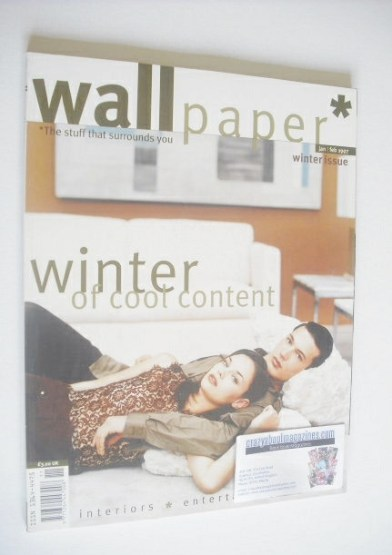 <!--1997-01-->Wallpaper magazine (Issue 2 - January/February 1997)