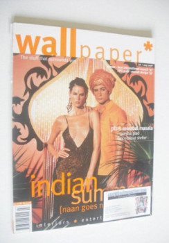 Wallpaper magazine (Issue 12 - July/August 1998)