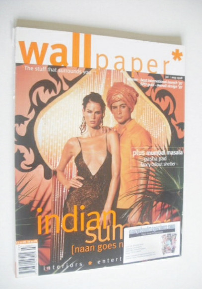 <!--1998-07-->Wallpaper magazine (Issue 12 - July/August 1998)