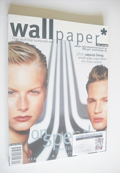 Wallpaper magazine (Issue 13 - September/October 1998)