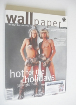 Wallpaper magazine (Issue 14 - November/December 1998)