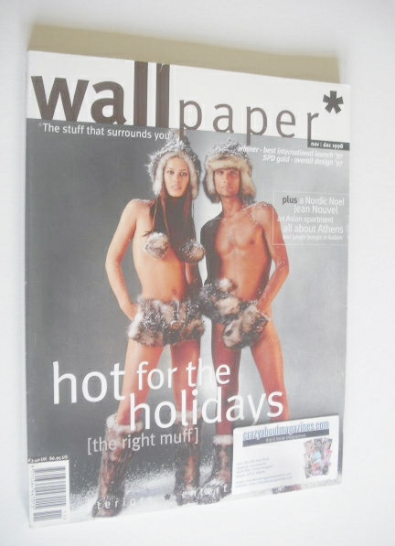 <!--1998-11-->Wallpaper magazine (Issue 14 - November/December 1998)
