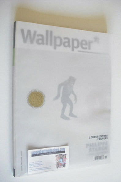 <!--2009-10-->Wallpaper magazine (Issue 127 - October 2009, Limited Edition