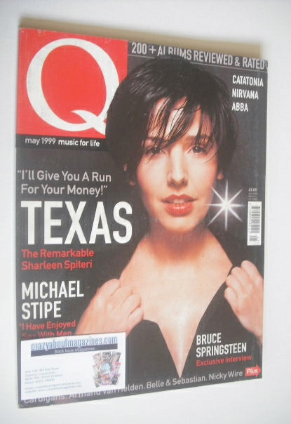 <!--1999-05-->Q magazine - Sharleen Spiteri cover (May 1999)