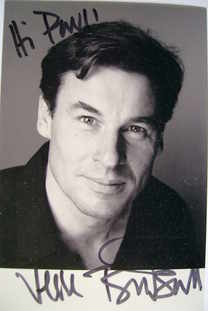 Jesse Birdsall autograph