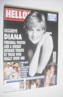 <!--2004-09-07-->Hello! magazine - Princess Diana cover (7 September 2004 - Issue 832)