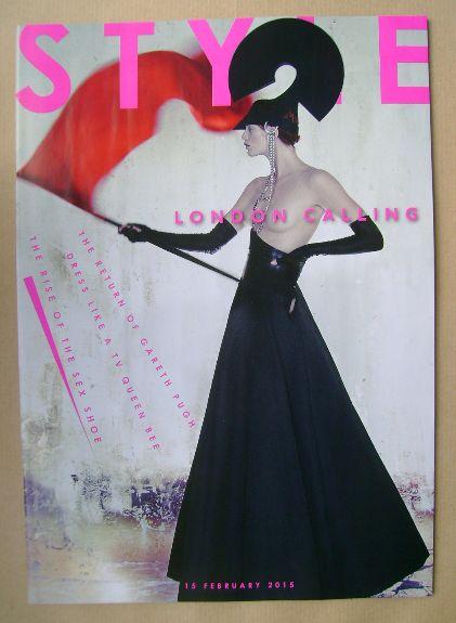 <!--2015-02-15-->Style magazine - 15 February 2015