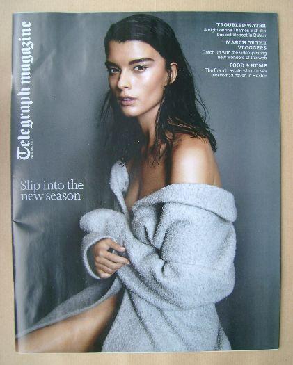 <!--2014-08-16-->Telegraph magazine - 16 August 2014