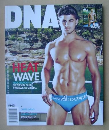 <!--0143-->DNA magazine - December 2011 (Issue 143)