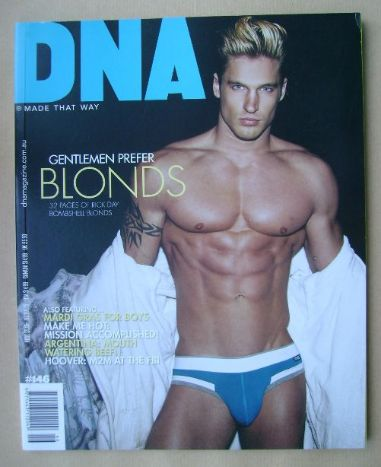 <!--0146-->DNA magazine - March 2012 (Issue 146)