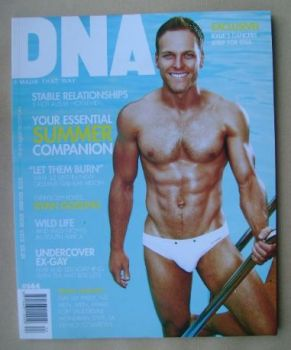 DNA magazine - January 2012 (Issue 144)