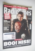 <!--2007-10-06-->Radio Times magazine - Richard Armitage and Keith Allen cover (6-12 October 2007)